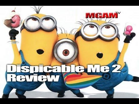 Despicable Me 2 Review - MGAM TV. E2 Pt1.