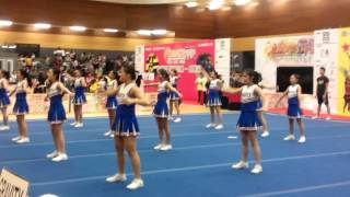 Publication Date: 2014-11-08 | Video Title: spcs cheerleading 聖保祿學校啦啦隊 (元朗