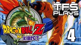 TFS Plays: DBZ Kinect - 4 -