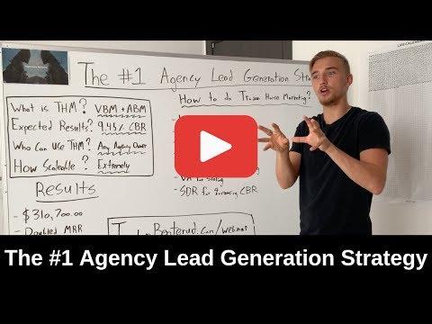 The #1 Agency Lead Generation Strategy  – Trojan Horse Marketing