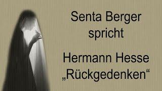 """Hermann Hesse – """"Rückgedenken"""""""