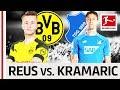 Marco Reus vs. Andrej Kramaric - Head-to-Head
