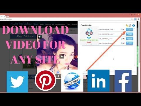 Download video from any site 2019 (Watch Now)