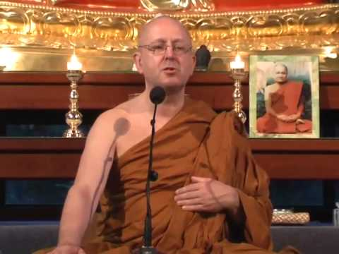 The Meaning of Life - Peace of Mind | Ajahn Brahm | 16 Jan 2009
