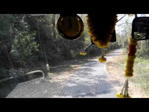 Dhimbham to Talamalai Road (Restricted route) - Satyamangalam Tiger Reserve