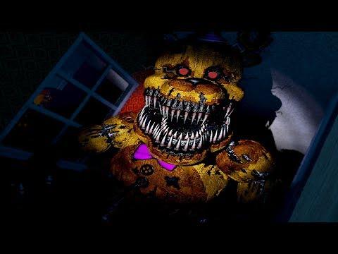 FREDBEAR Е ТУК ? - Five Nights at Freddy's 4 thumbnail