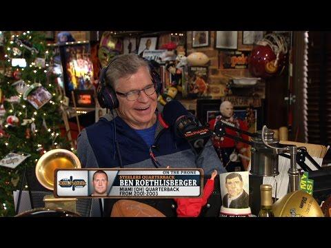 Ben Roethlisberger explains why he chose Miami University