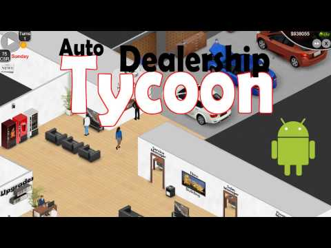 Auto Dealership Tycoon Android