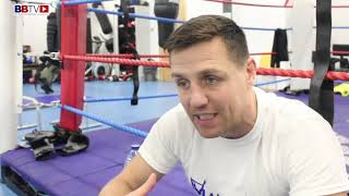 EXCLUSIVE: STEVE FOSTER JNR ON LIFE AS A COACH AND TRAINING SEAN BEN MULLIGAN