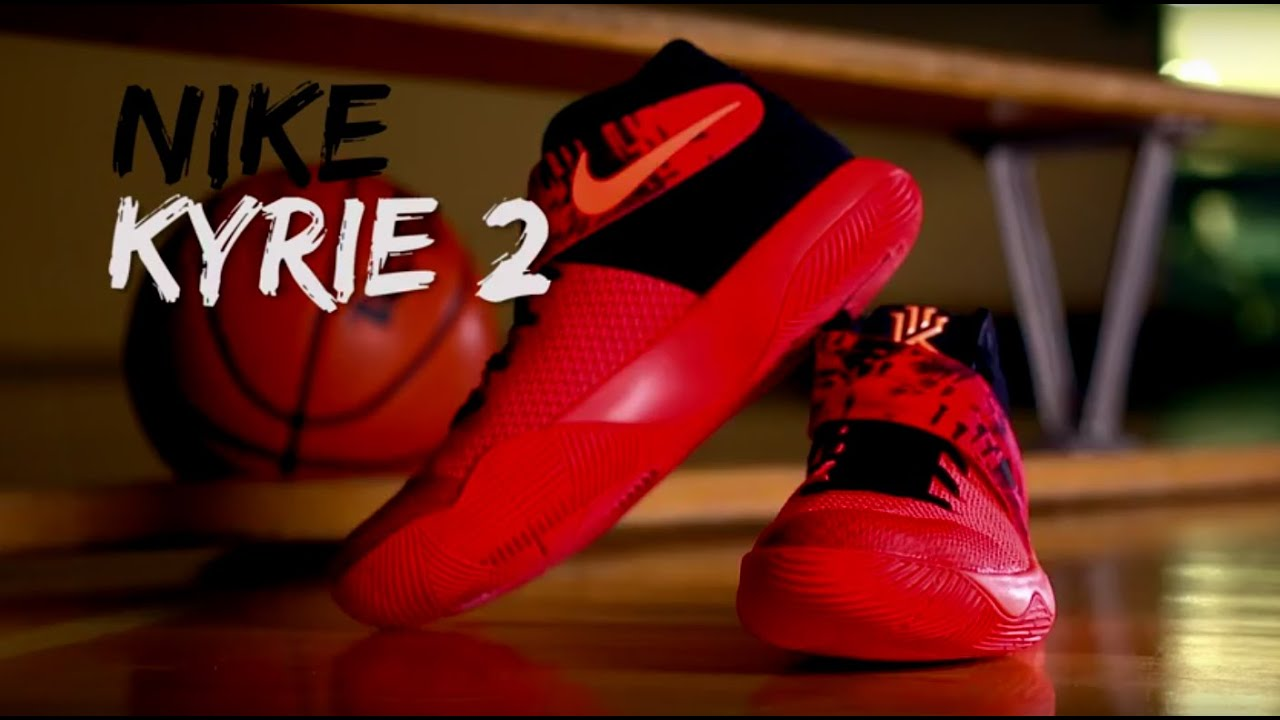 low priced 0ba27 fb440 Nike KYRIE 2 - Performance Review Test. Sole Shift