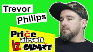 Price iz airsoft GARAZE ,  Emisija 003 - Trevor Philips 1 deo, Srpska airsoft zajednica