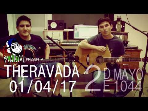 THERAVADA en concierto (01/04/17) toro ocho club