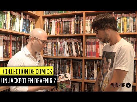 Collectionneur de comics, peut-on gagner de l'argent ?