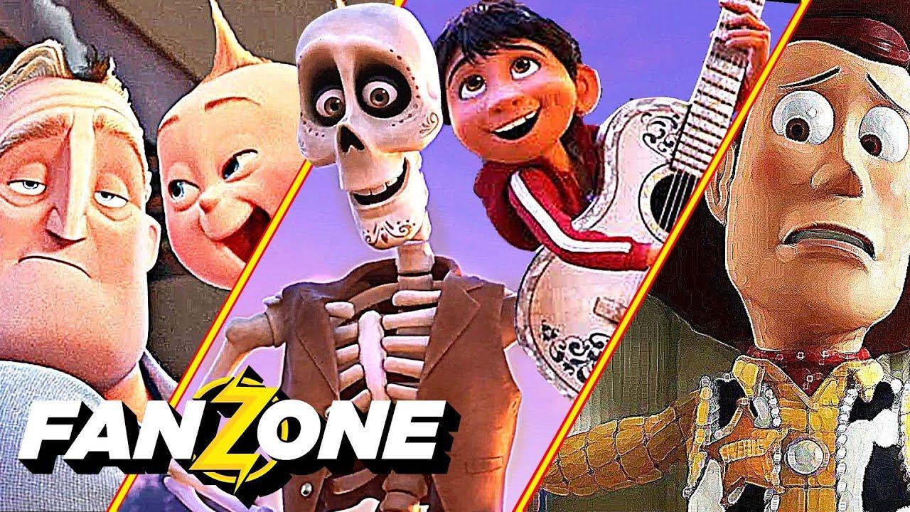 Toy Story 4, La Reine des Neiges 2, Ralph 2... Les films ...