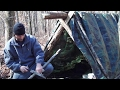 Mac's Multi Use Bushcraft Survival Shelter
