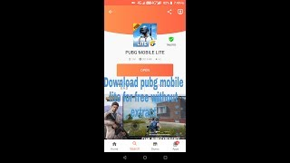 Gambar cover Download pubg mobile lite and play it for free