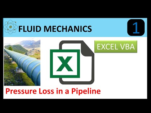 Frictional Pressure Loss in a Pipeline – Top Dog Engineer