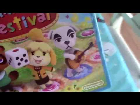 Cotton Unboxes: Animal Crossing: Amiibo Festival (Plus Five Bonus Amiibos!)