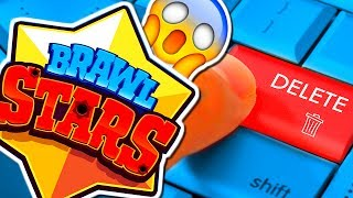 Will Supercell DELETE Brawl Stars? (Brawl Stars Funny Moments)