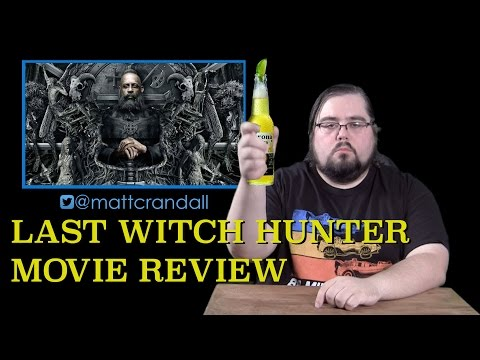 THE LAST WITCH HUNTER Movie Review - Matthew Crandall Reviews
