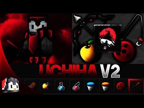 uchiha-v2-[128x]-mcpe-pvp-texture-pack-by-xrayhan-&-vanirrose