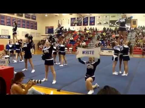 Stone Bridge High School JV Cheerleading Team - Ashburn, Va- Park View Spiritfest Competition