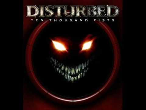 Disturbed - Stricken *Lyrics*