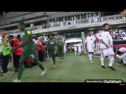 United Arab Emirates vs Saudi Arabia - Asia World Cup Russia 2018 Qualifiers