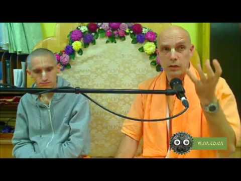 Бхагавад Гита 4.34 - Мадана Мохан прабху