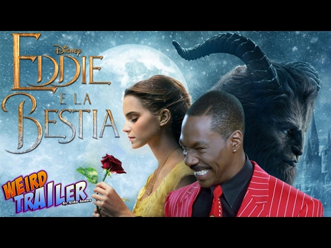 EDDIE AND THE BEAST Weird Trailer | BEAUTY and the BEAST spoof (feat. EDDIE MURPHY) by Aldo Jones