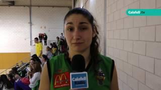 Calafell esportiu: Bàsquet 19/03/2017 | CB Calafell 43-50 AB El Vendrell