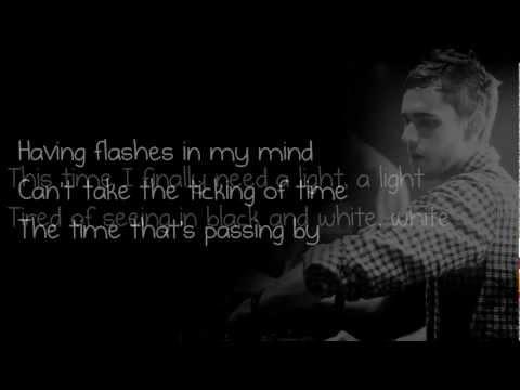 Zedd - Hourglass (Feat. LIZ) [Lyrics on screen]