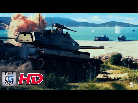 CGI 3D Animated Trailers: 'World of Tanks'. 'War Stories' - by RealtimeUK