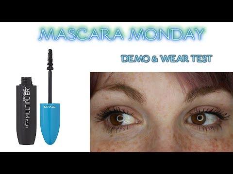 59c28db90b5 REVLON Mega Multiplier Mascara | MASCARA MONDAY - YouTube
