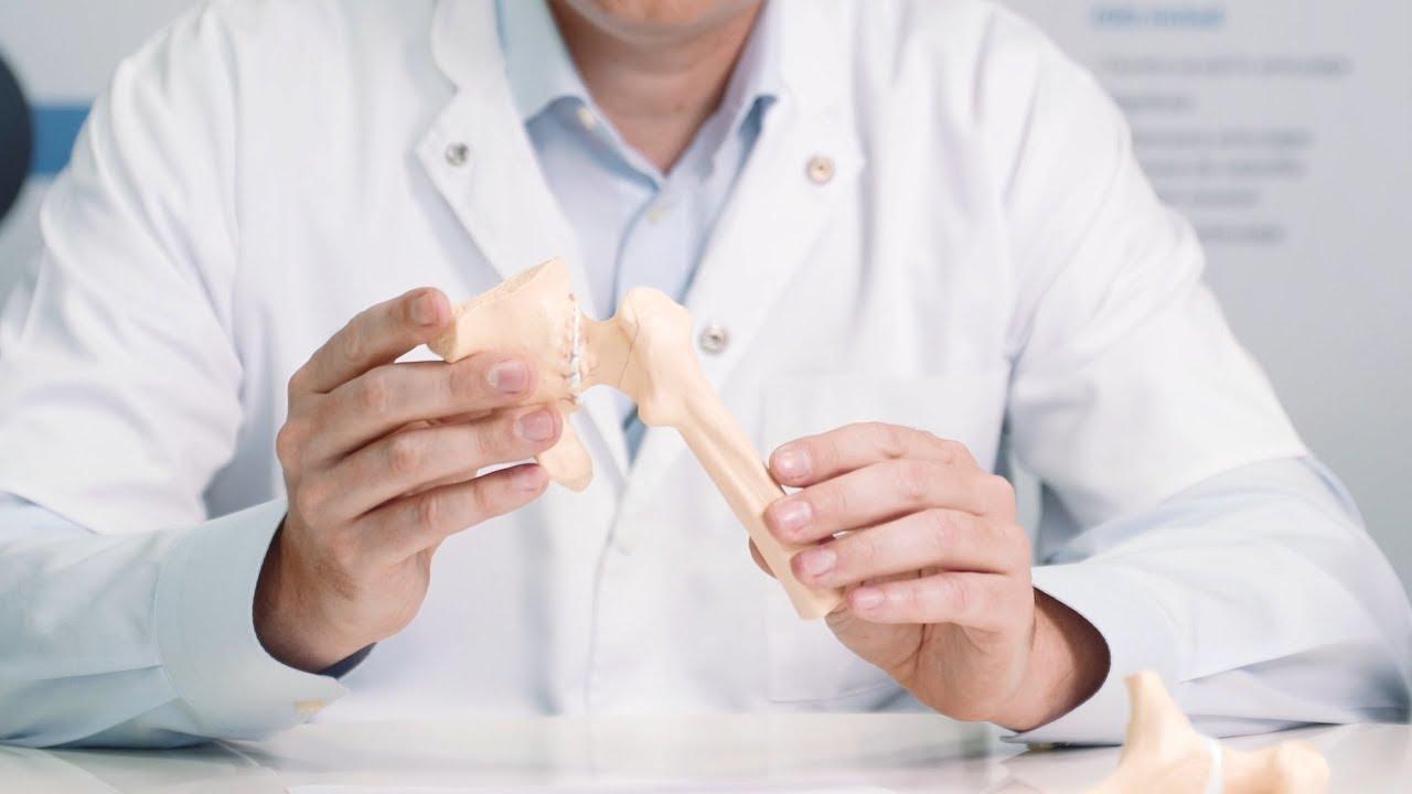 test de artrită la șold)