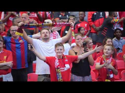 Luis Suárez and Liverpool meet again