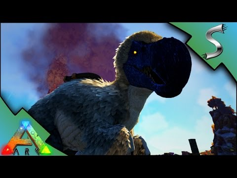 LIGHTNING DODO REXY TAMING! RED TRIBE CHIEF BATTLE! | Modded ARK: EXTINCTION CORE [E7]
