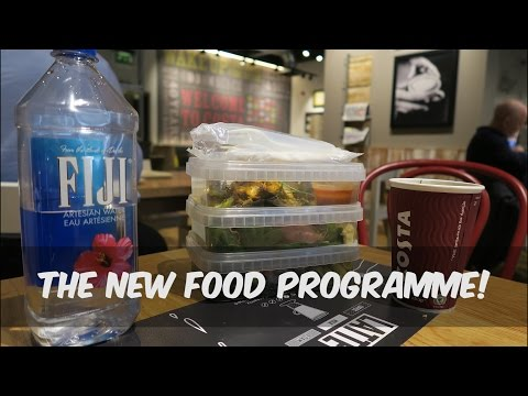 The New FOOD Programme!