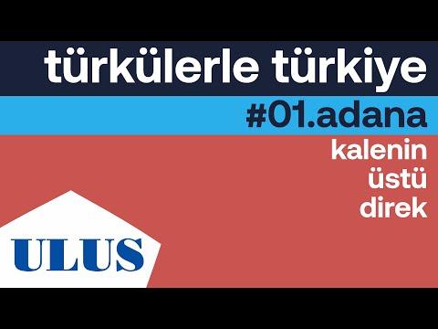 Zara - Kalenin Üstü Direk   Adana Türküleri