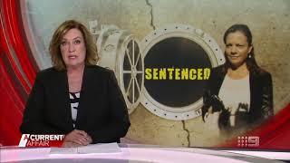Nicolette van Wijngaarden Jailed