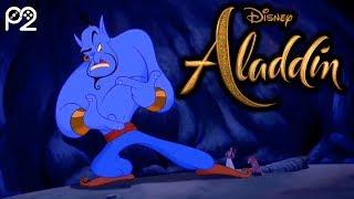 Aladdin - Some All-Powerful Genie! (Player2 Remix)
