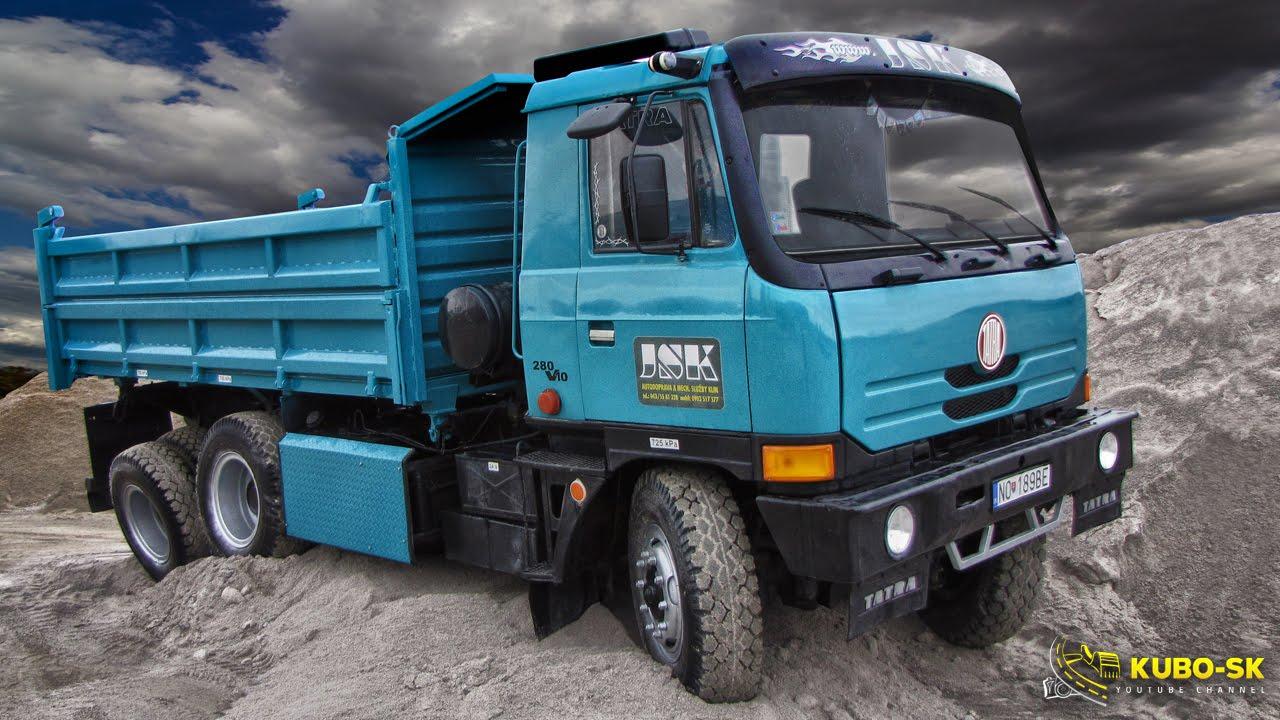 Best compilation of TATRA 815 trucks by JSK