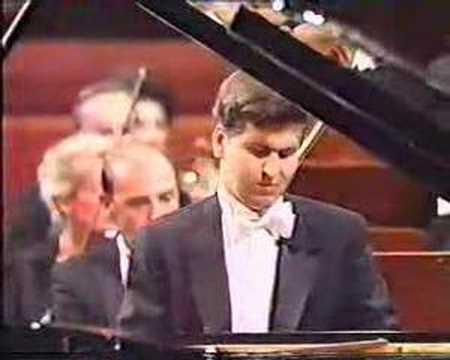 Prokofiev Piano Concerto No 3 part 1 - Dimitris Sgouros