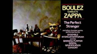 Boulez conducts Zappa - Naval Aviation in Art?