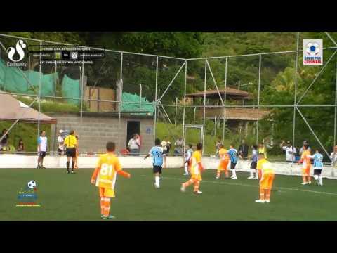 ENVIGADO F.C. vs BARRIO BRASILIA