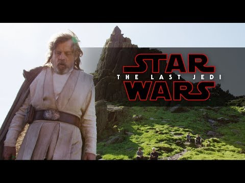 Star Wars: The Last Jedi | Luke's Internal Struggle