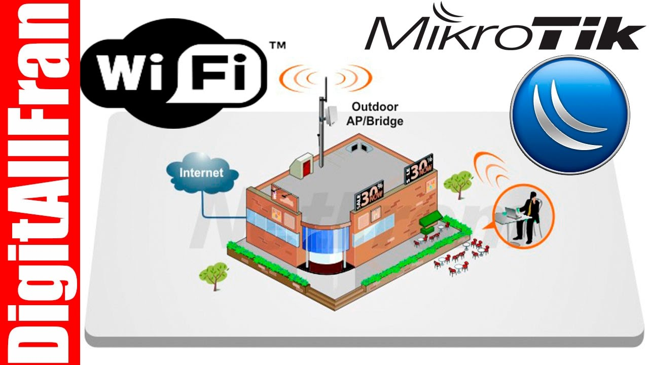 How To Setup Wifi Mikrotik Ap Bridge Mode