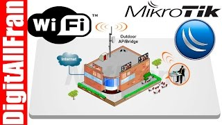 Comment Configurer Le Wifi Mikrotik Ap Mode Pont