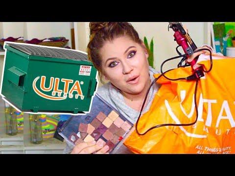 ULTA DUMPSTER DIVING HAUL + Live Dive + Testing My Finds