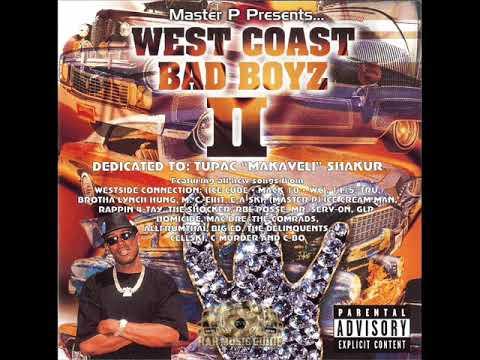 West Coast Bad Boyz II - E-A-Ski - IMG